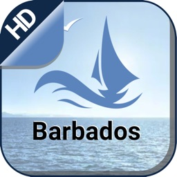 Barbados Offline nautical Maps