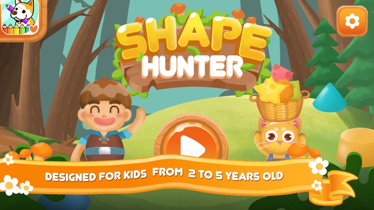 Shapes and Colors for Kids 2+ screenshot-4