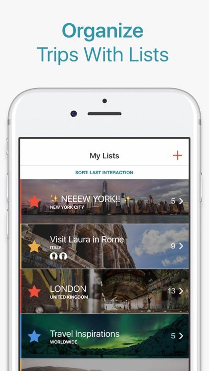 CityMaps2Go Pro Trip Planner