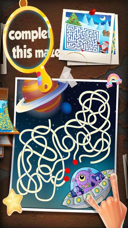 Crazy Mazes & Labyrinths screenshot-3