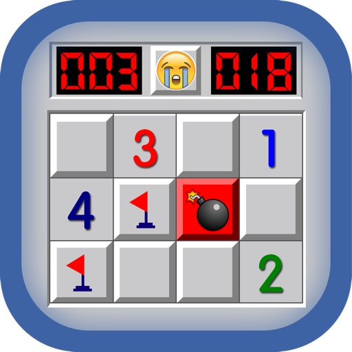 Minesweeper - Bomb Masters iOS App