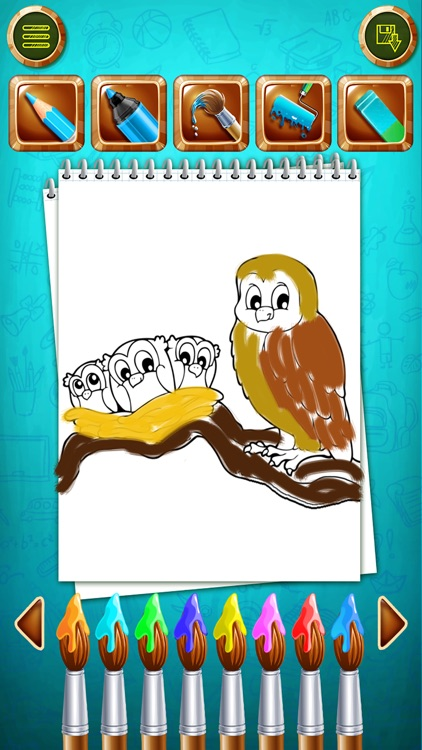 Coloring Book-Color your world screenshot-4