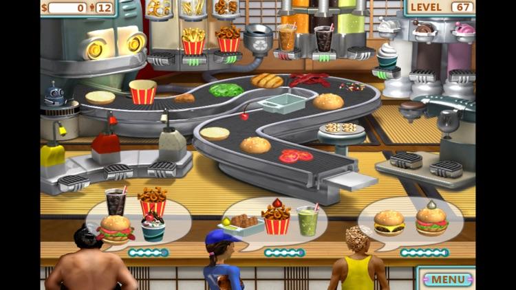 Burger Shop Deluxe screenshot-3