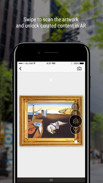 KeyARt - Museum guide in AR screenshot-0