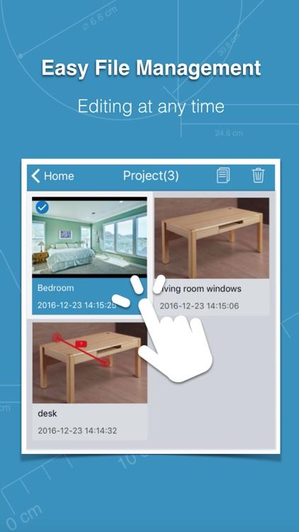 PhotosMeasure Pro screenshot-3