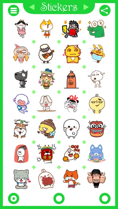 Stickers for iMessage! All Ver for Windows