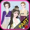 BBDDiDressRoom P5 PART Hanbok2 - iPhoneアプリ