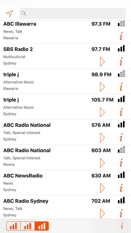 Radio Guide Australia Lite