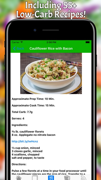 Gluten Free Recipe Book Pro screenshot-1