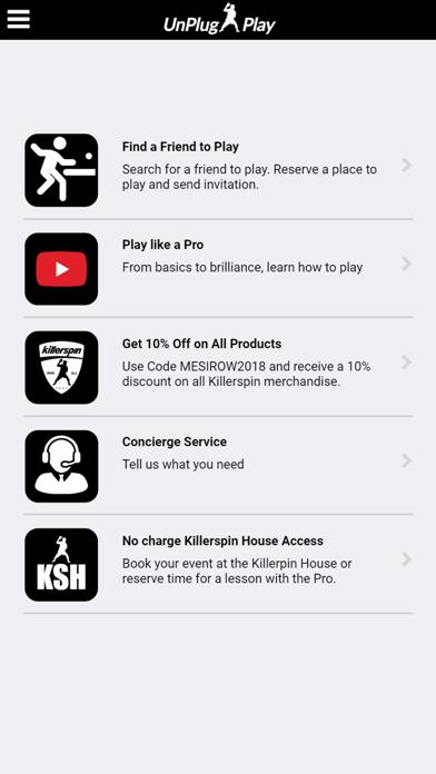 Killerspin UnPlugNPlay screenshot one