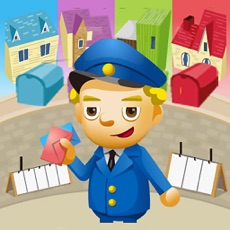 Activities of Hello Mr Mailman - fun color matching game