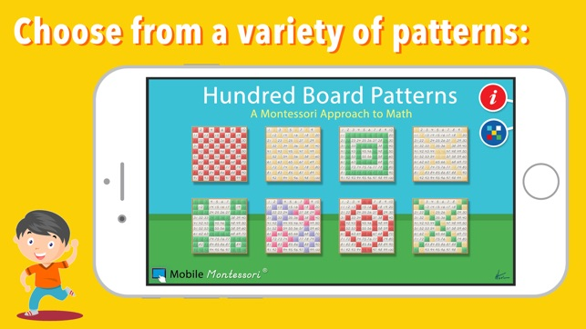 100 Board Counting Patterns on the App Store