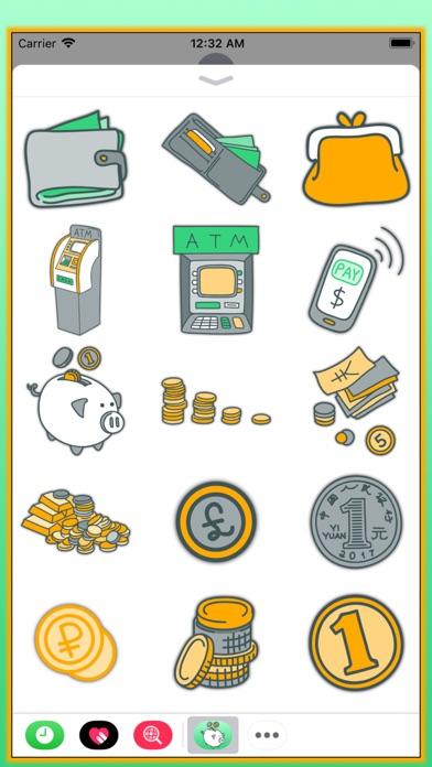 Money - Oodles of Doodles screenshot four
