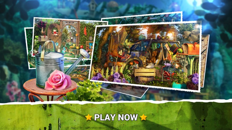 Hidden Objects Gardens Game.s screenshot-3