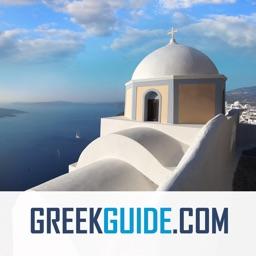 SANTORINI by GREEKGUIDE.COM offline travel guide