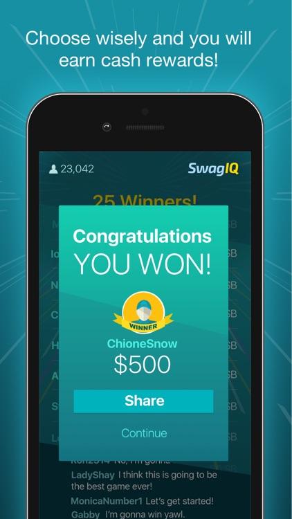 Swag IQ screenshot-3
