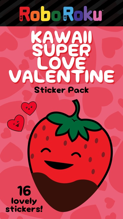Kawaii Super Love Valentine
