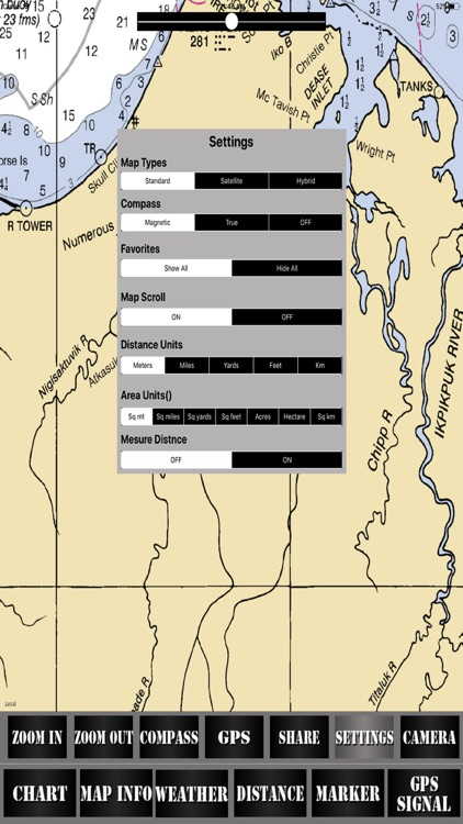Alaska USA Nautical Charts screenshot-3