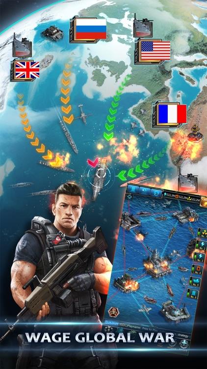 Battle Warship: Naval Empire screenshot-4