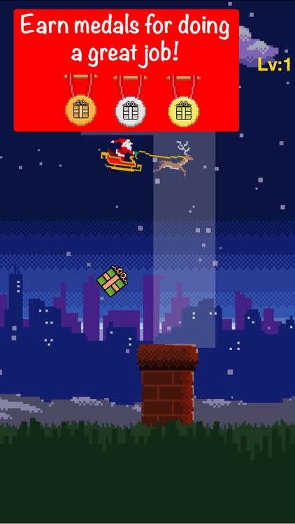 Santa Present Drop : delivery screenshot-3