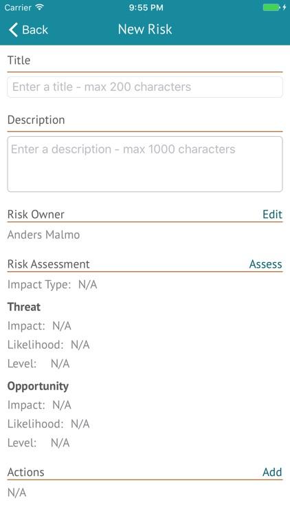 RiskLite screenshot-3