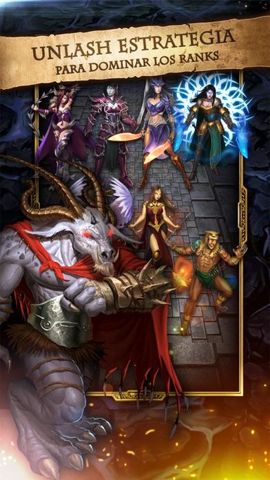Blades of Battle RPGCaptura de pantalla de4