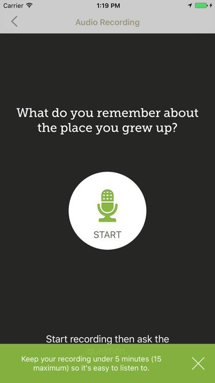 FamilySearch - Memories