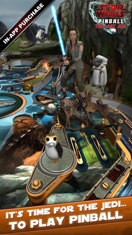 Star Wars™ Pinball 7 screenshot-5