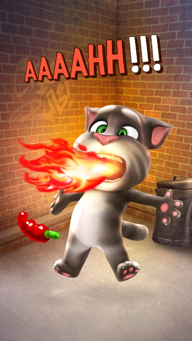 Screenshot for Talking Tom Cat in United Arab Emirates App Store