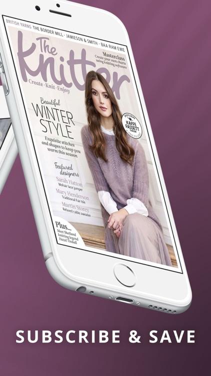 The Knitter Magazine screenshot-3