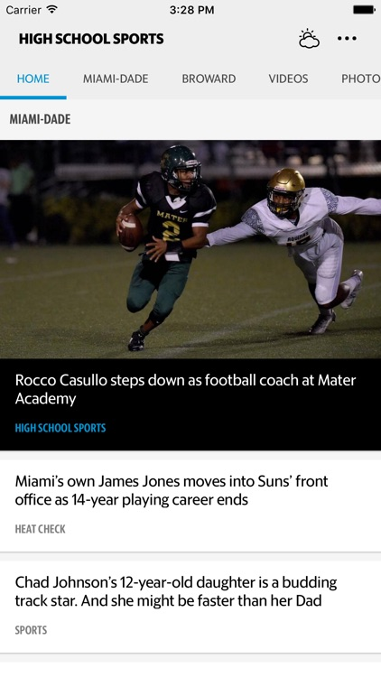 Miami Herald High School Sports