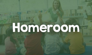 Homeroom Private Photo Sharing