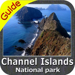 Channel Islands National Park - GPS Map Navigator