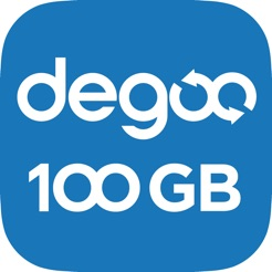 100GB Degoo