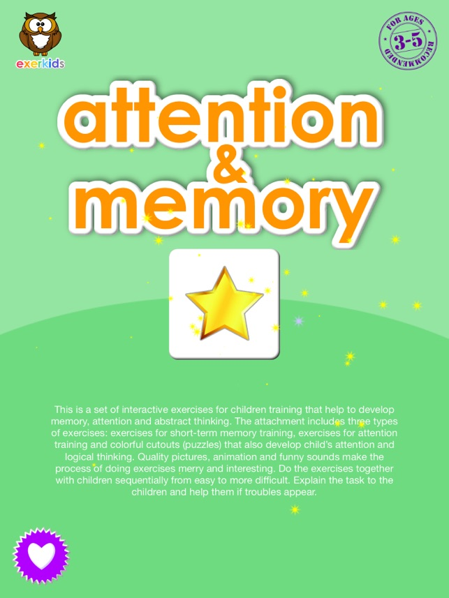Attention And Memo