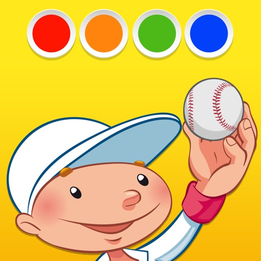 Coloring Your Sports