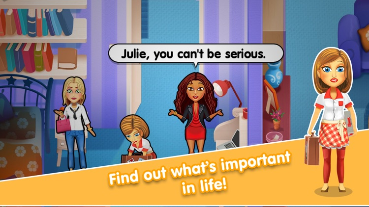 Julie's Sweets screenshot-3