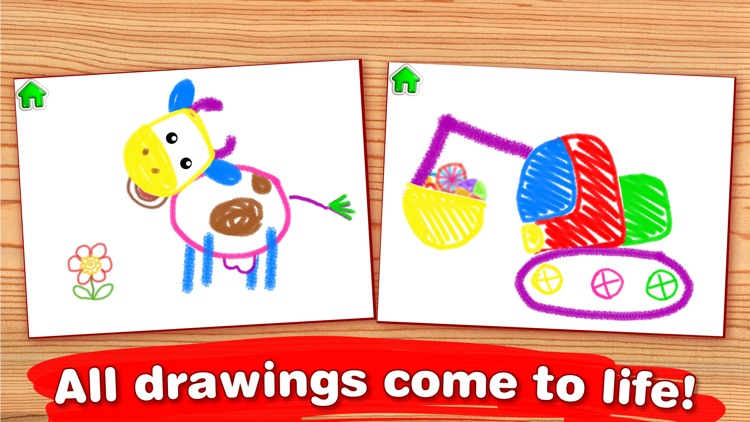 DRAWING FOR KIDS Learning Apps