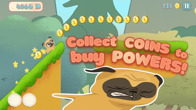 Iphone game run collect coins for prizes