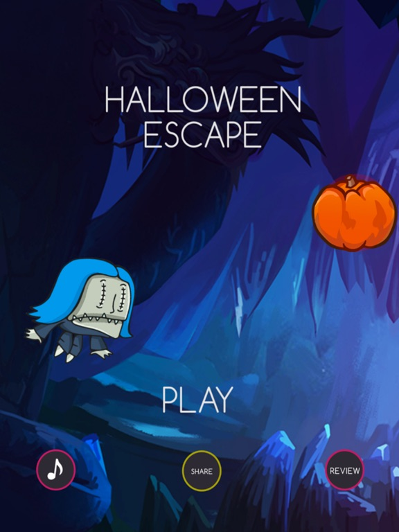 Halloween Escape screenshot 4