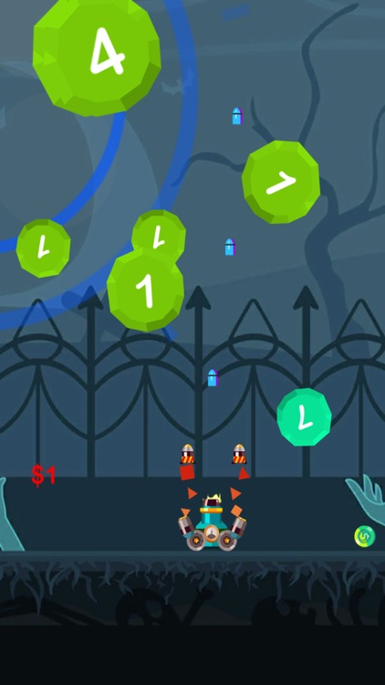 Cannon vs Ball Blast screenshot-3