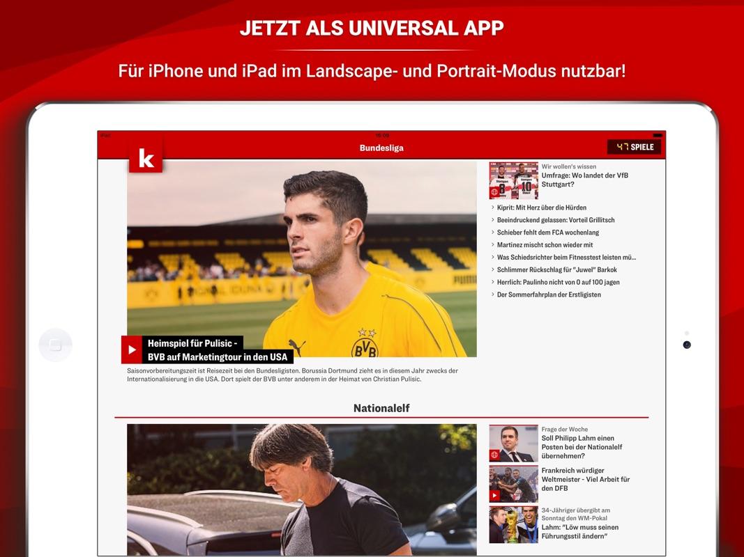 1.Bundesliga Kicker Online