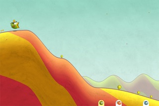 Screenshot for Tiny Wings in Netherlands App Store