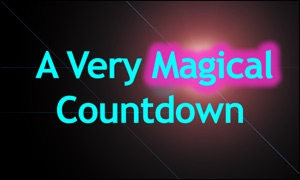 A Very Magical Countdown