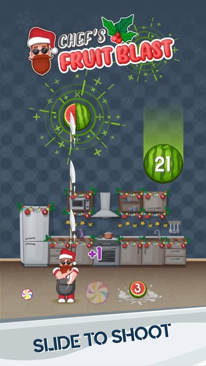 Chef's Fruit Blast screenshot-0