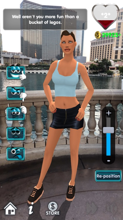 My Virtual Girlfriend AR screenshot-6