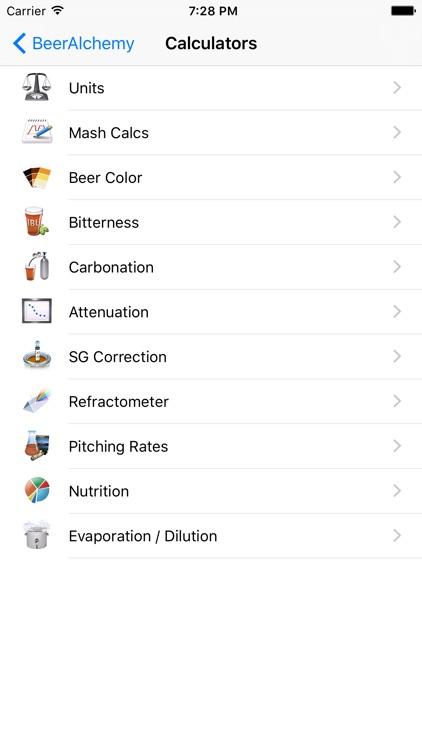 BeerAlchemy Touch 2 screenshot-3