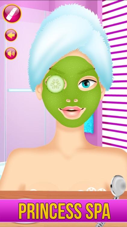 Princess Makeover & Salon