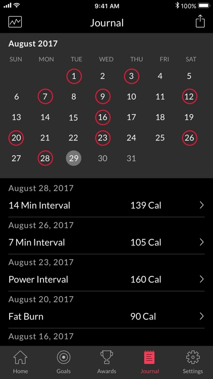 Bowflex® Max Trainer® screenshot-3