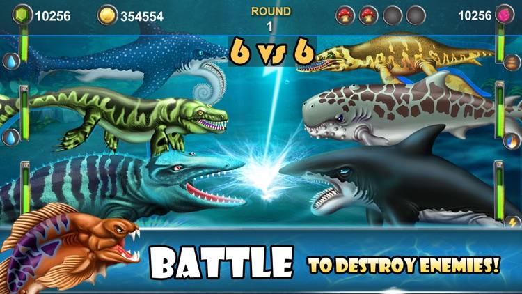 Dino Water World-Jurassic game